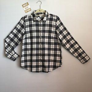 🆕 (J. Crew} Comfy/Soft Flannel Shirt